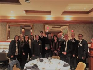ARWS 2019 Employer of the Year - 2019 Holiday Luncheon